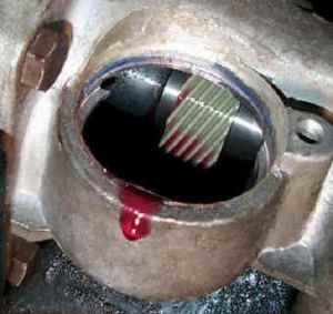 Transfer Case, Speedometer Driven Gear