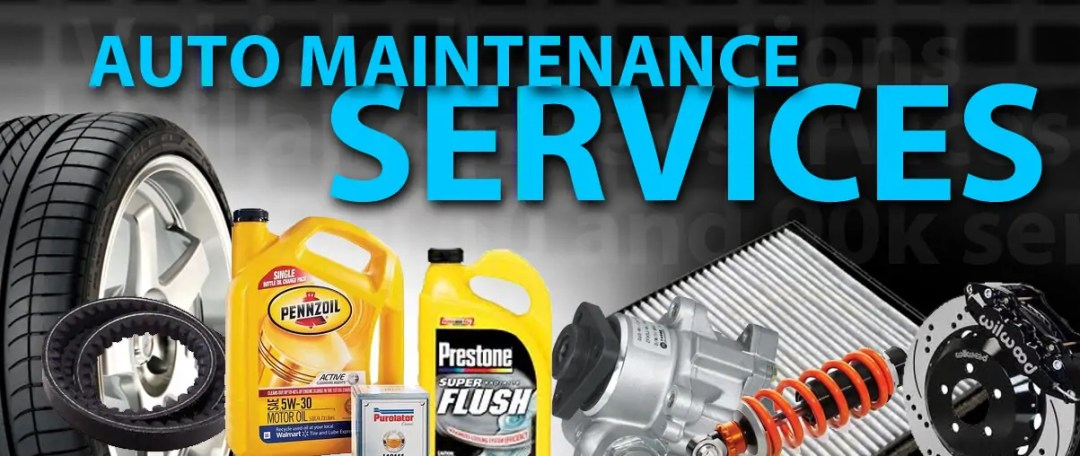 Vehicle & Auto Maintenance Services in Lacey Olympia Wa Washington