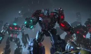 Transformers Fall of Cybertron Cinematic Teaser Trailer