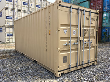 new shipping containers for sale in north carolina