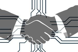 Handshake connected