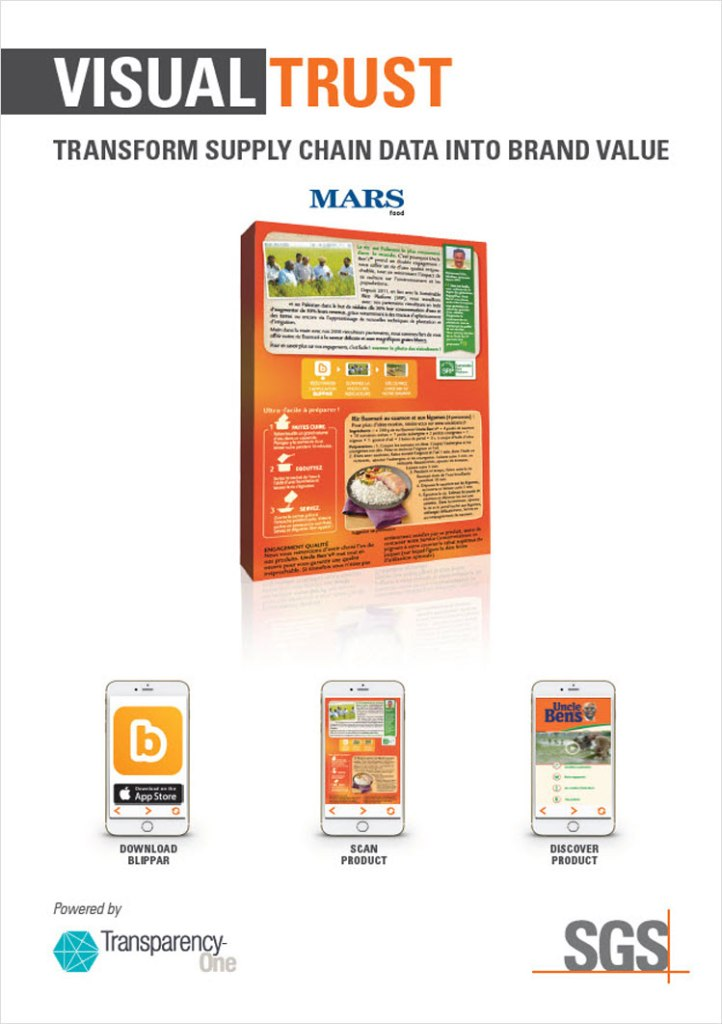 Scan the Uncle Ben's flyer