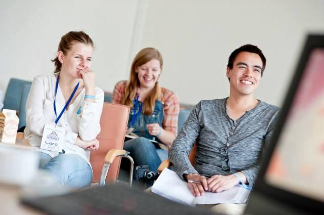 Sommerskolen blev holdt med gode humør hvor fantastiske unge mennesker fik viden med hjem senere hen.