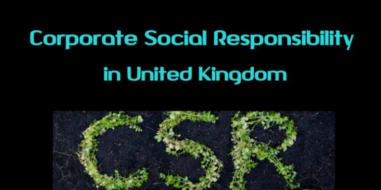 CSR in the United Kingdom