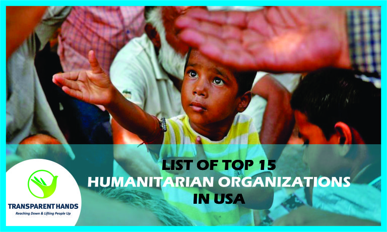 Humanitarian Organizations in the USA