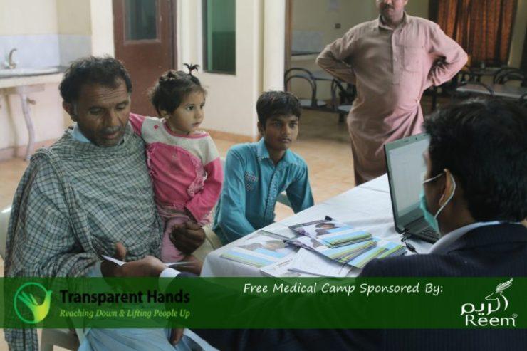 Free Medical Camp in Narowal