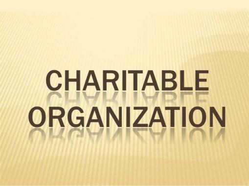 charitable-organization
