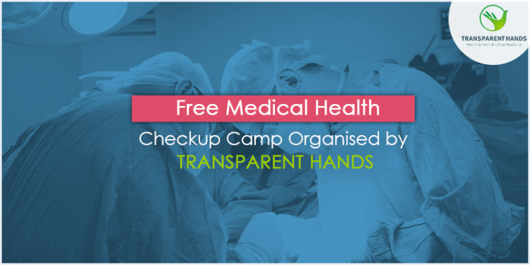 Free Medical Health Checkup Camp Organised by TH