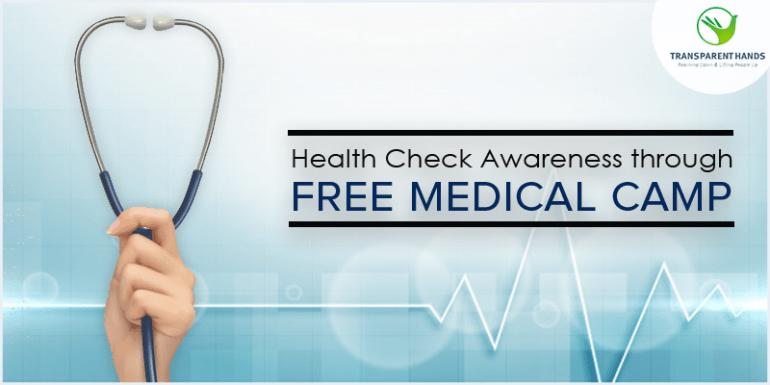 Health Check Awareness through Free Medical Camp