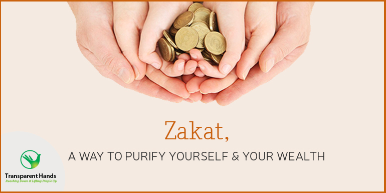 Zakat: A way to Purify Yourself and Your Wealth