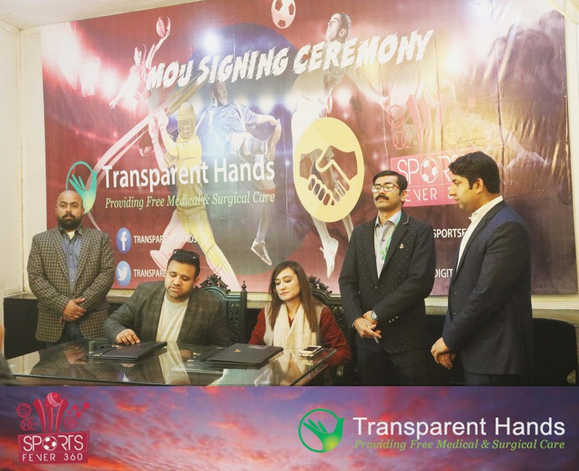 Health360 mou signing