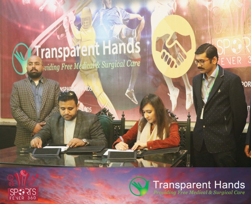 mou signing between two organizations