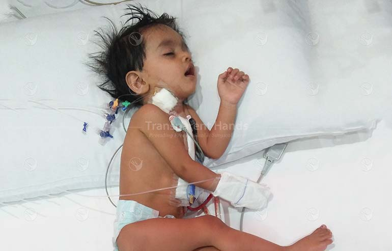 heart surgery of Pakeeza