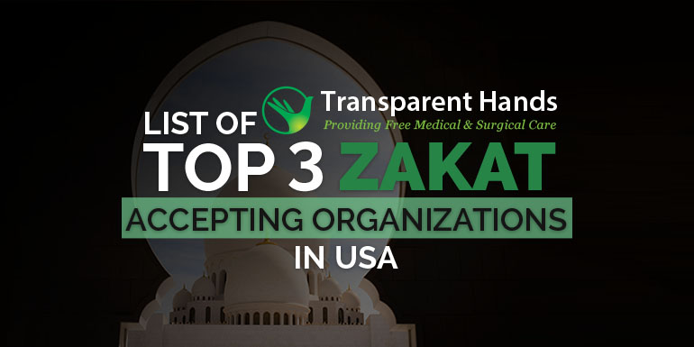 List of Top 3 Zakat Accepting Organizations in USA