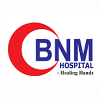 Begum Noor Memorial Hospital logo