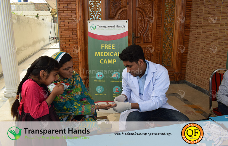 Medical Camps in Chakwal