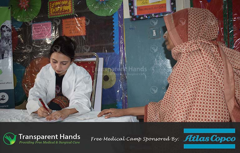 Medical Camp in Gopal Nagar