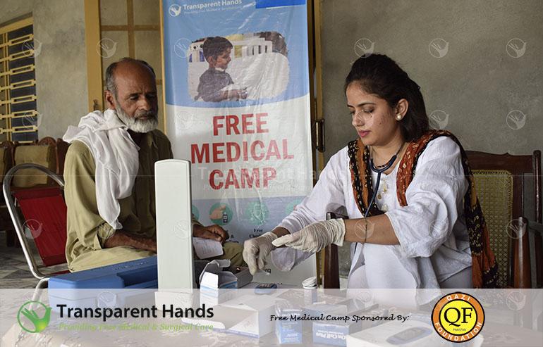Transparent Hands and Qazi Foundation