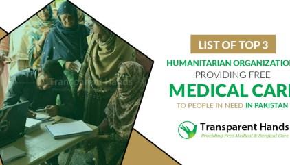 List of Top 10 Humanitarian Organizations Providing Free