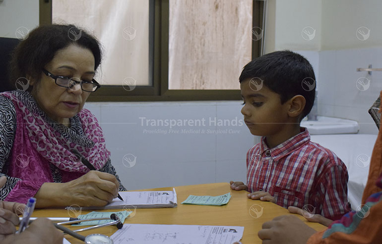 Medical Camp for Children