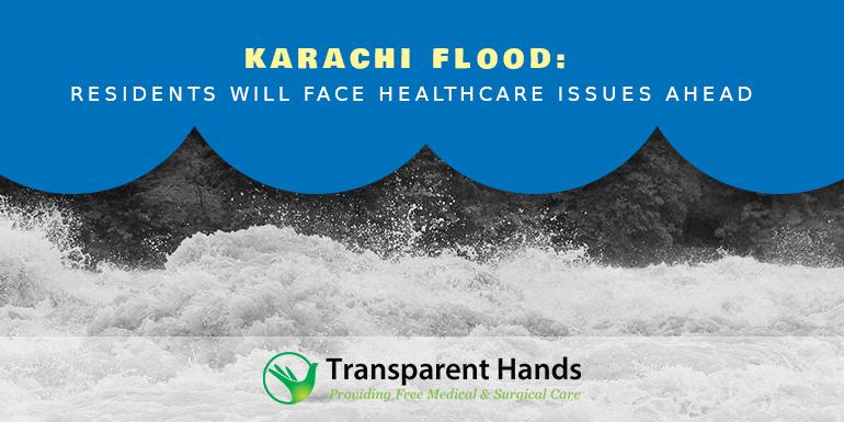 Karachi Flood Residents Will Face Healthcare Issues Ahead