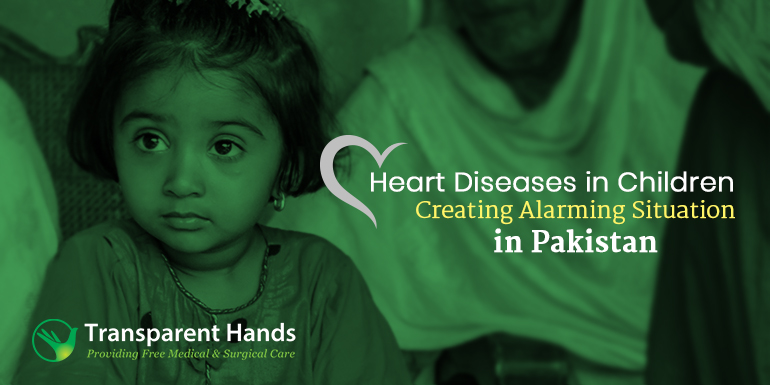 Pediatric Heart Conditions Affecting Pakistan