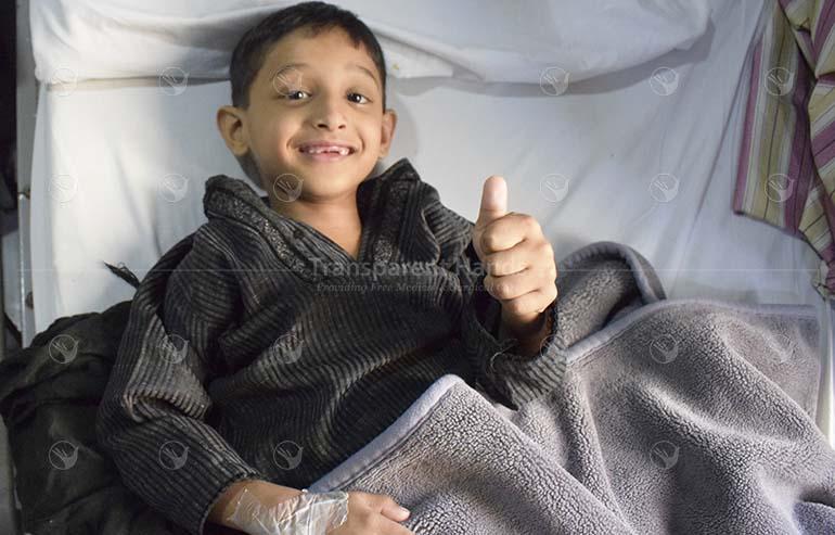 Hussnain Irfan Success Story