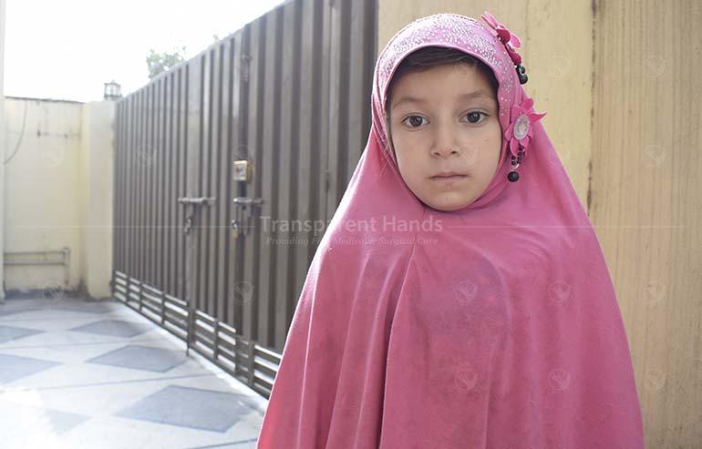 Donate to Haseena Batool for Her PDA Device Closure