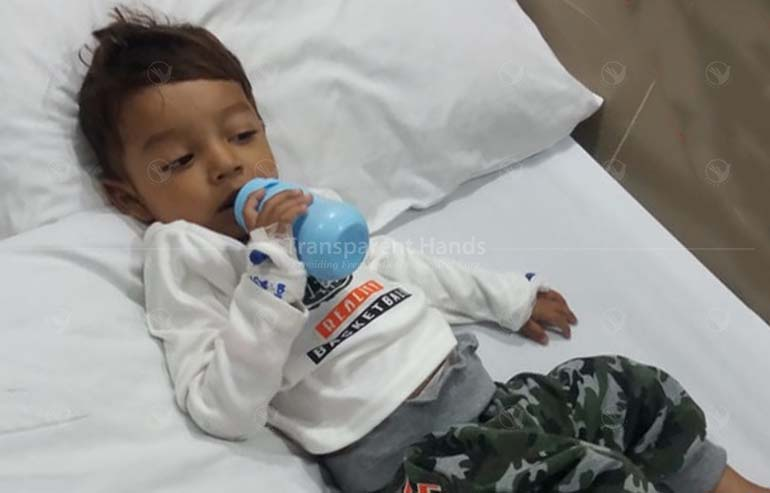 Muhammad Musa's heart surgery