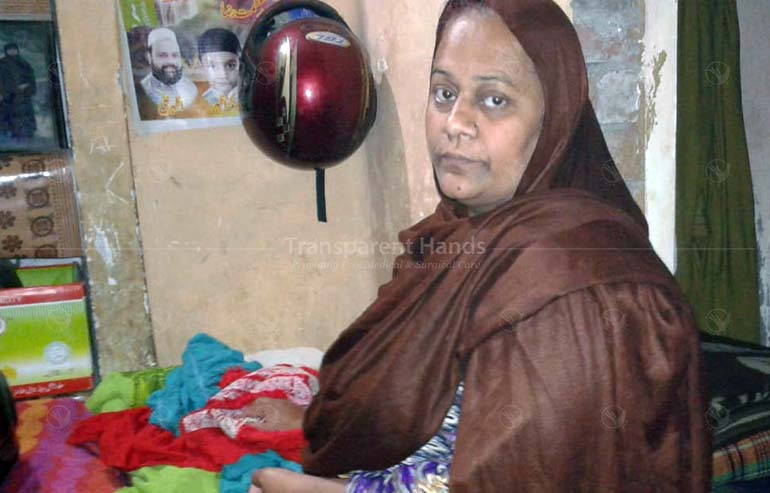Donate to Rozena Begum for Her Hysterectomy