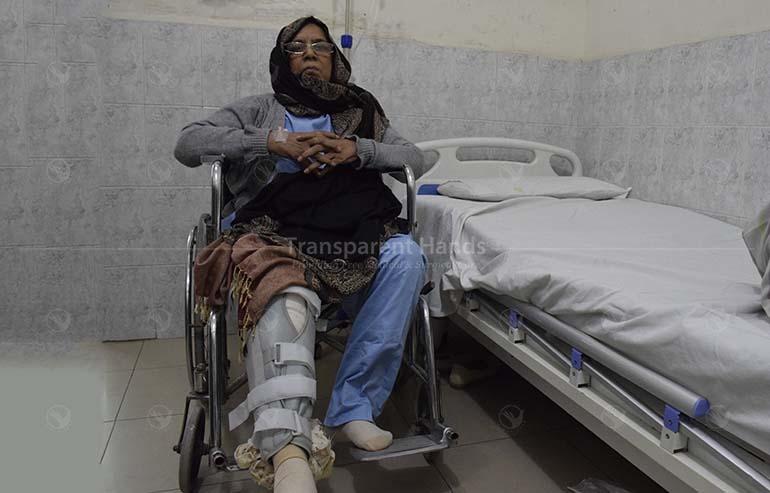 Tasneem Khan's Surgery