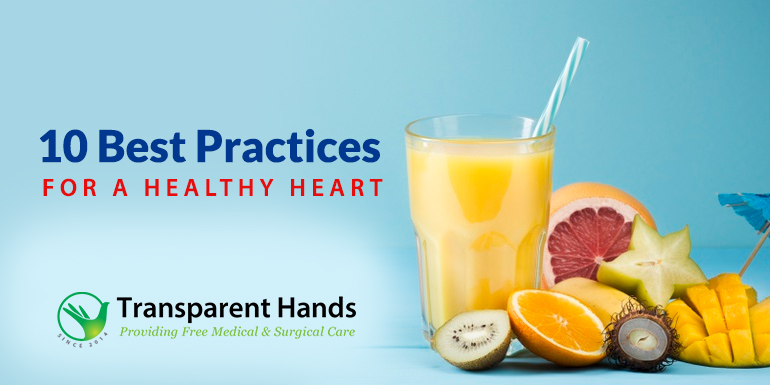 Practices for a Healthy Heart