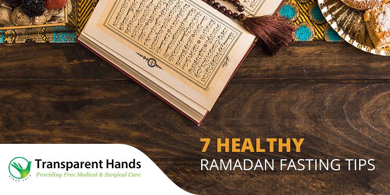 Ramadan Fasting Tips