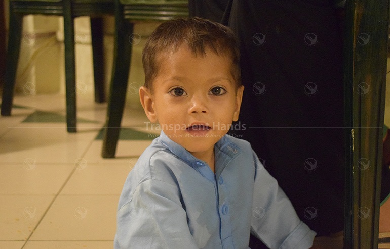 Muhammad Sudais. 2 years old, passed away on 09-10-19