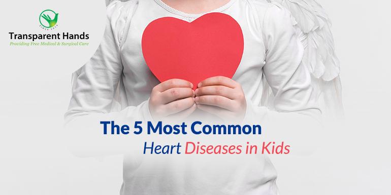 Common Heart Diseases in Kids
