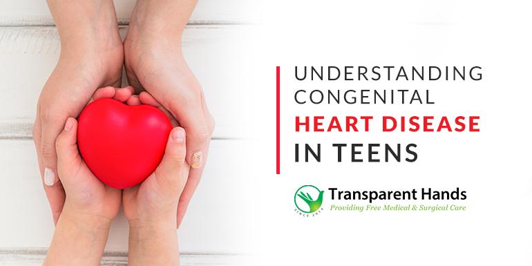 Congenital Heart Disease in Teens