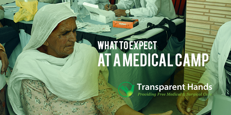What to Expect at a Medical Camp?