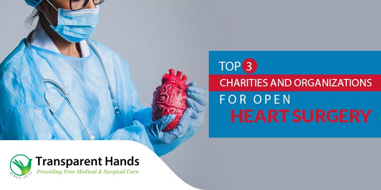 Organizations for Open Heart Surgery