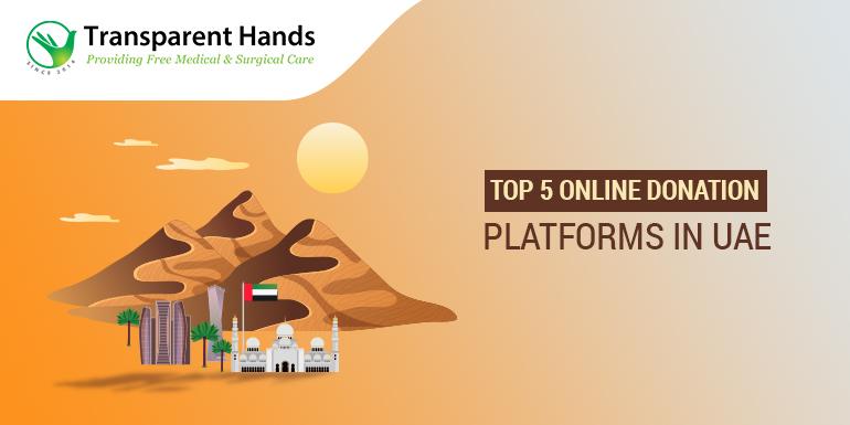 Online Donation Platforms in UAE