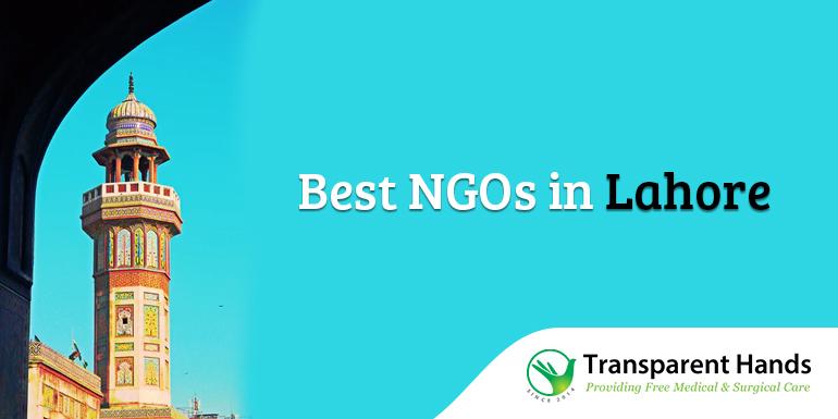 Best NGOs in Lahore