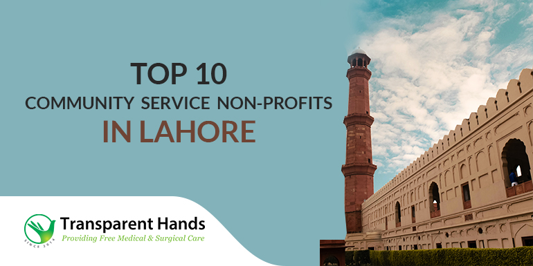 Nonprofits in Lahore