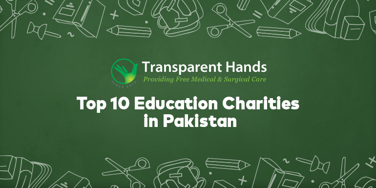 Education Charities in Pakistan