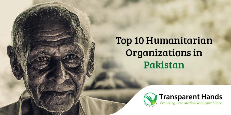 Humanitarian Organizations in Pakistan