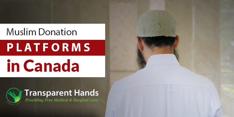 Muslim Donation Platforms in Canada