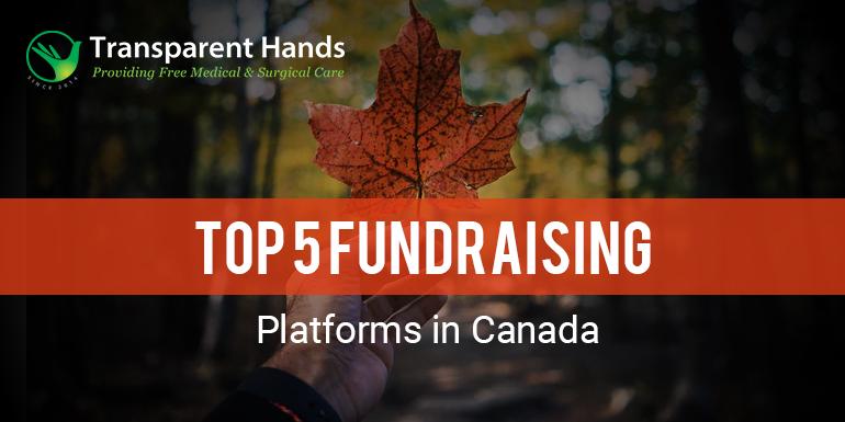 Top 5 Fundraising Platforms in Canada