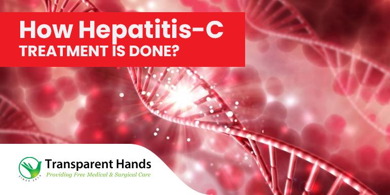 How hepatitis C treatment is done?