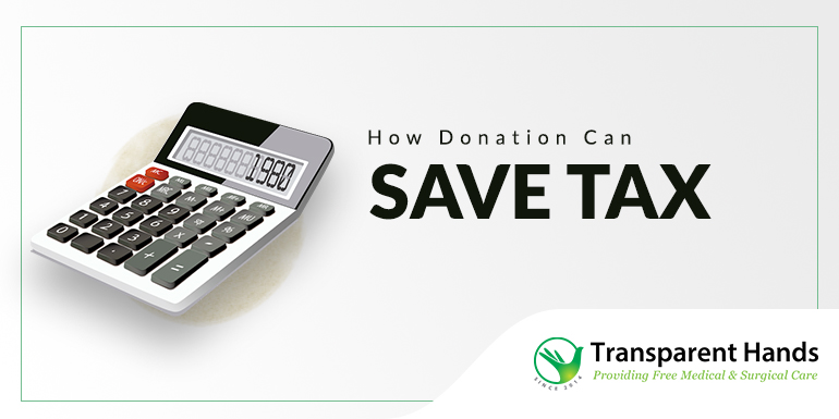 How Donation Can Save Tax