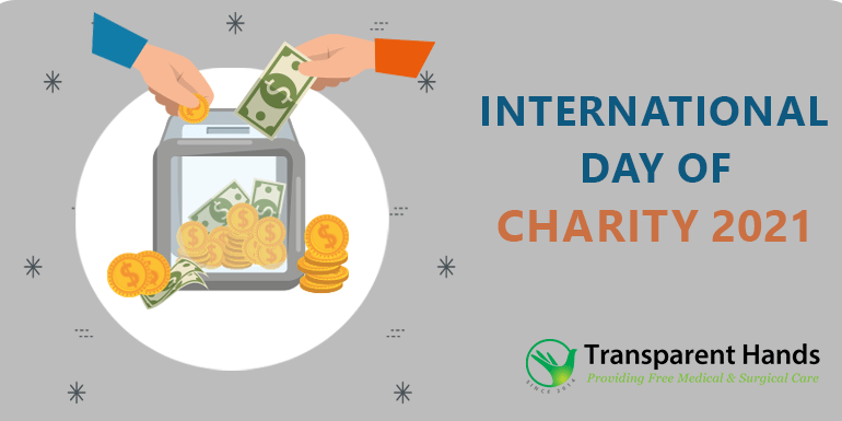 International Day of Charity 2021