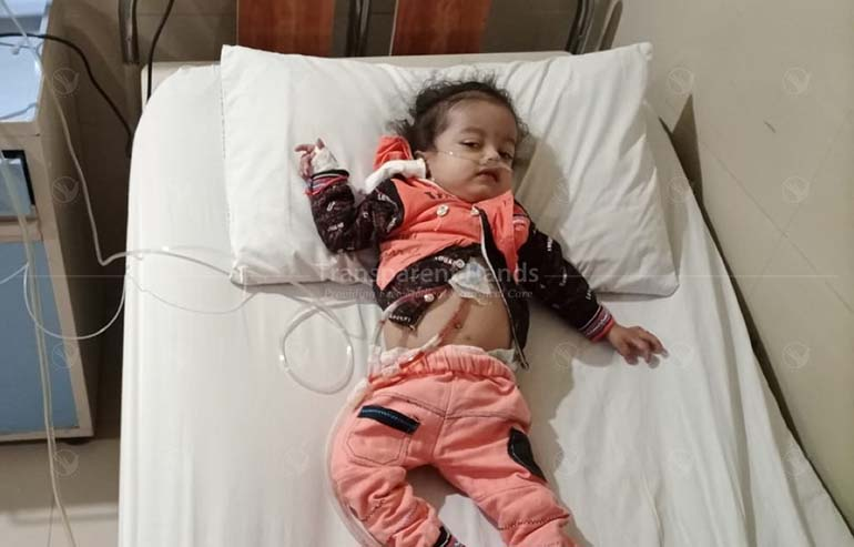 Heart conditions of Jasveer Singh