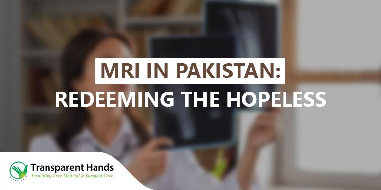 MRI In Pakistan